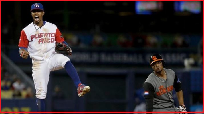 every other classic: puerto rico outlasts netherlands to develop to wbc very last